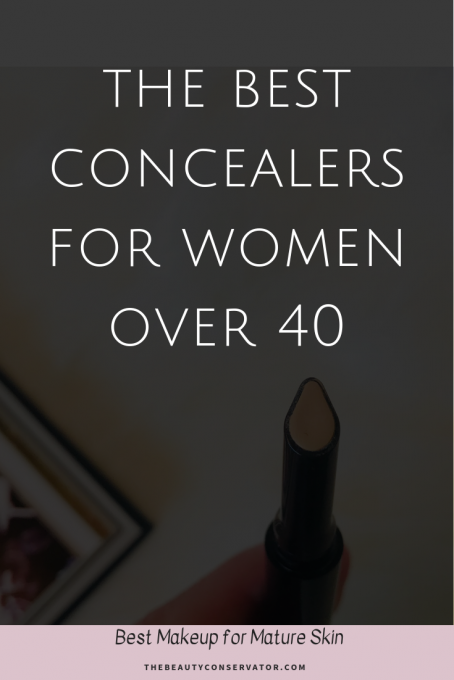 Favorite Concealers For Mature Skin